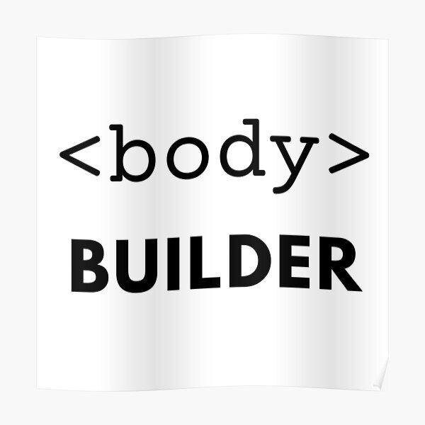 Bild på Body builder